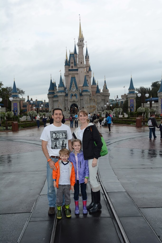 DISNEY: day five {Magic Kingdom, round two}