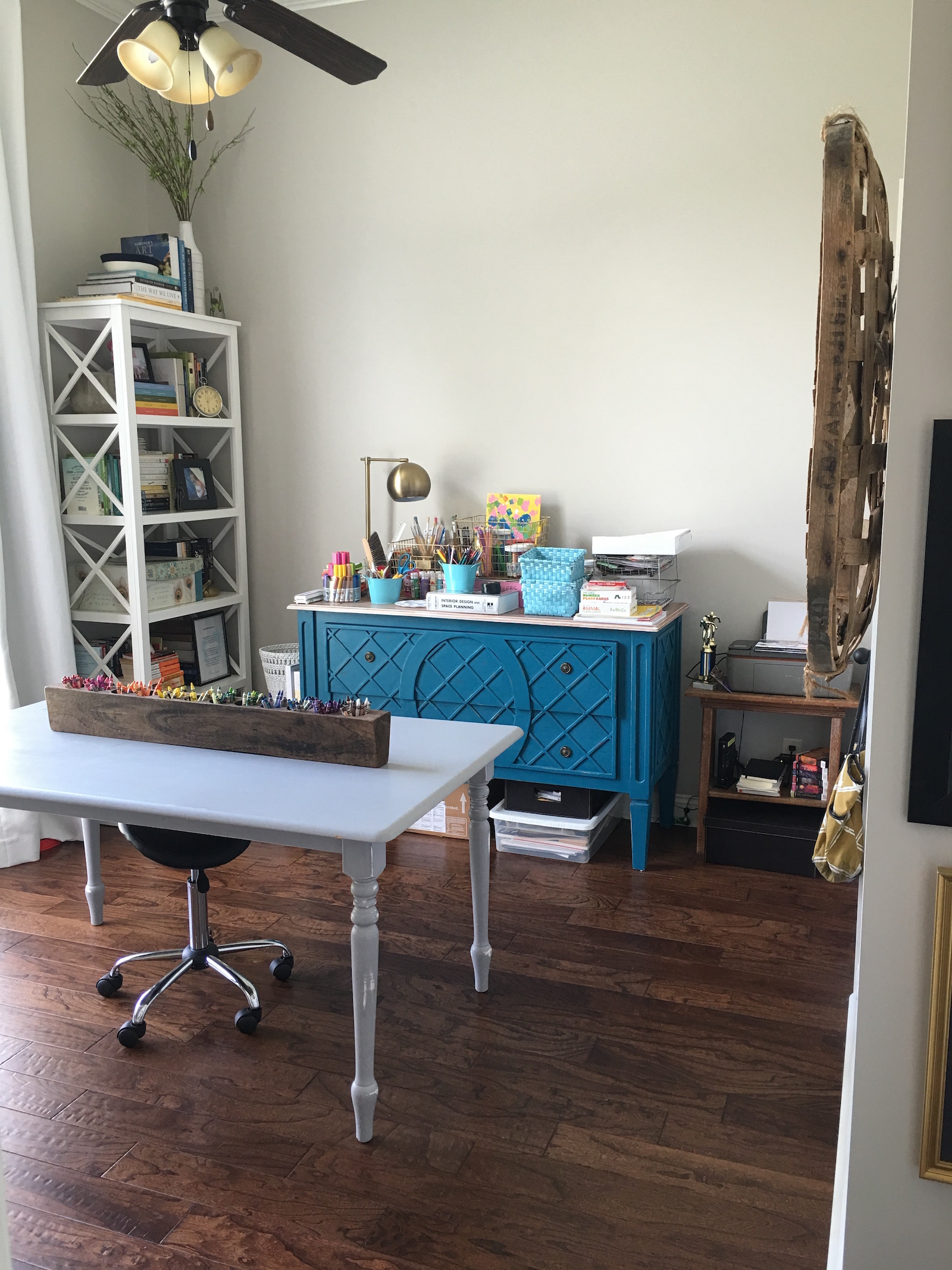 the home office: part two {toys toys toys}