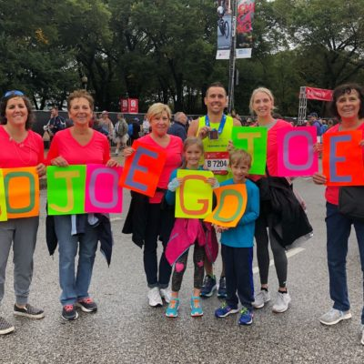 Buck family adventures: Chicago – Race Day